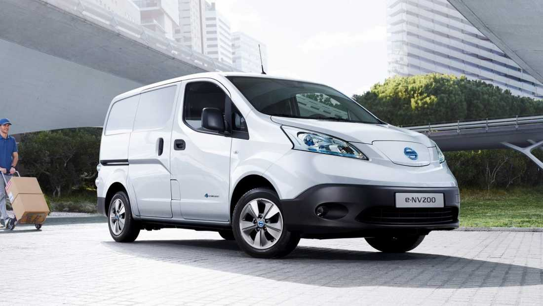 ABD Nissan - E-NV200 - Header