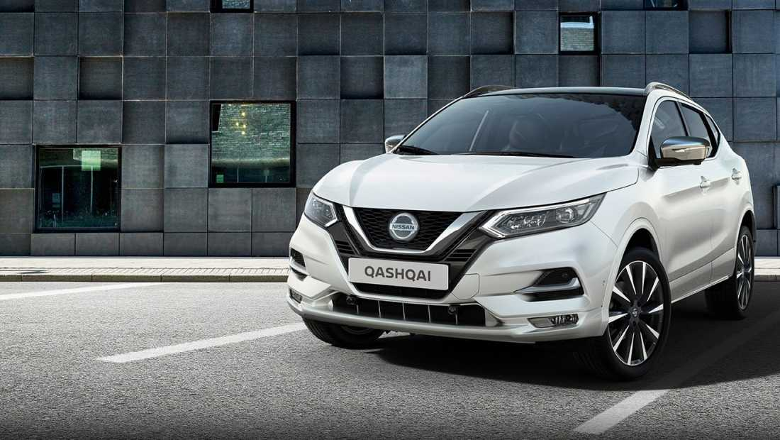 ABD Nissan - Qashqai - private leasen
