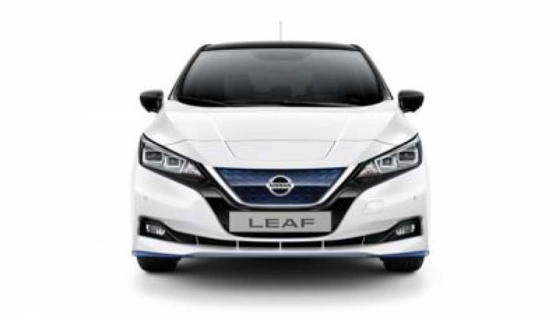 ABD Nissan - LEAF - private lease deal