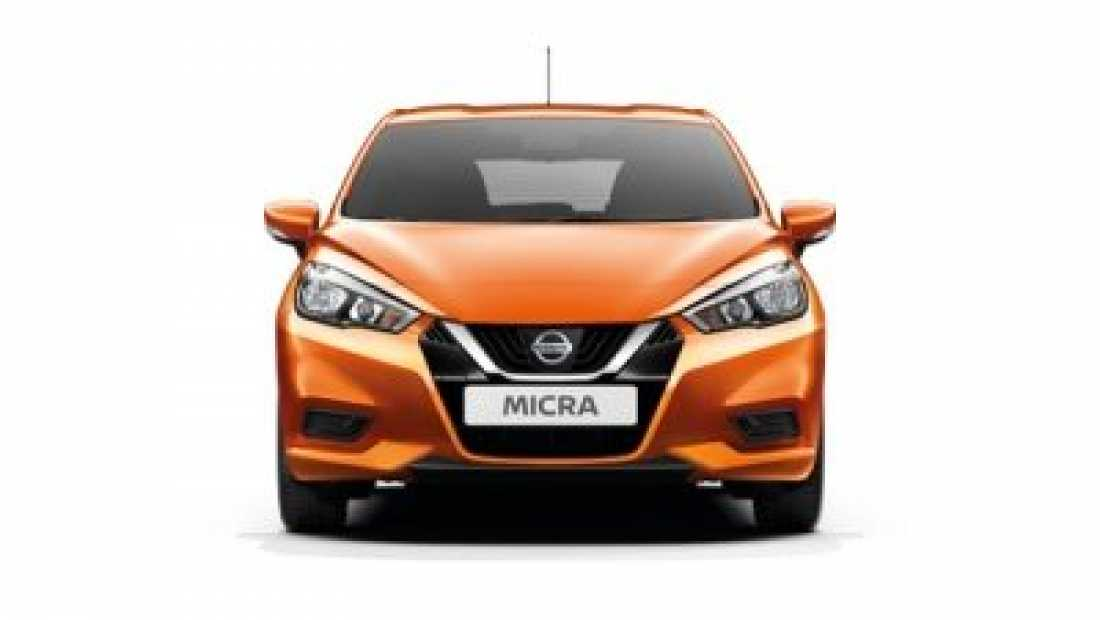 ABD Nissan - Micra - private lease deal