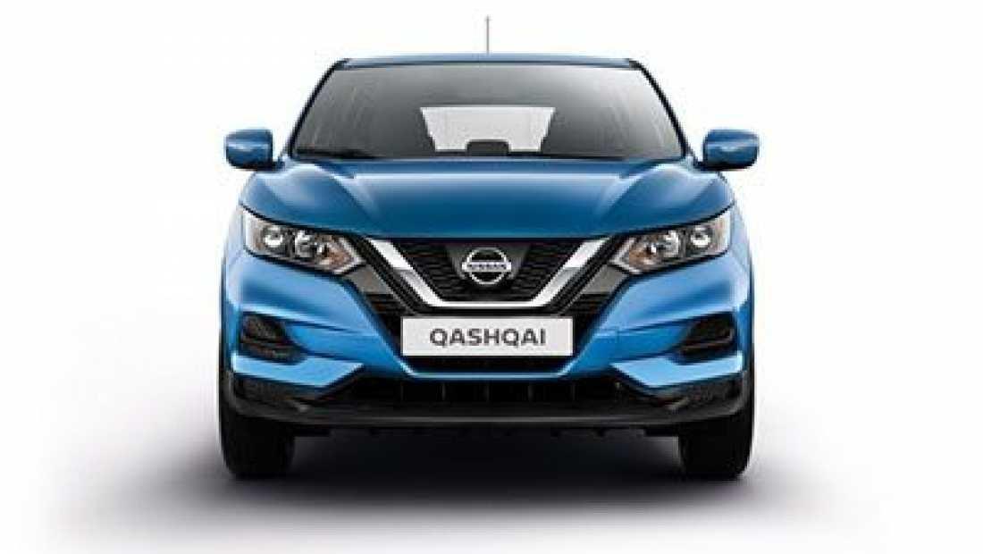 ABD Nissan - Qashqai - private lease deal