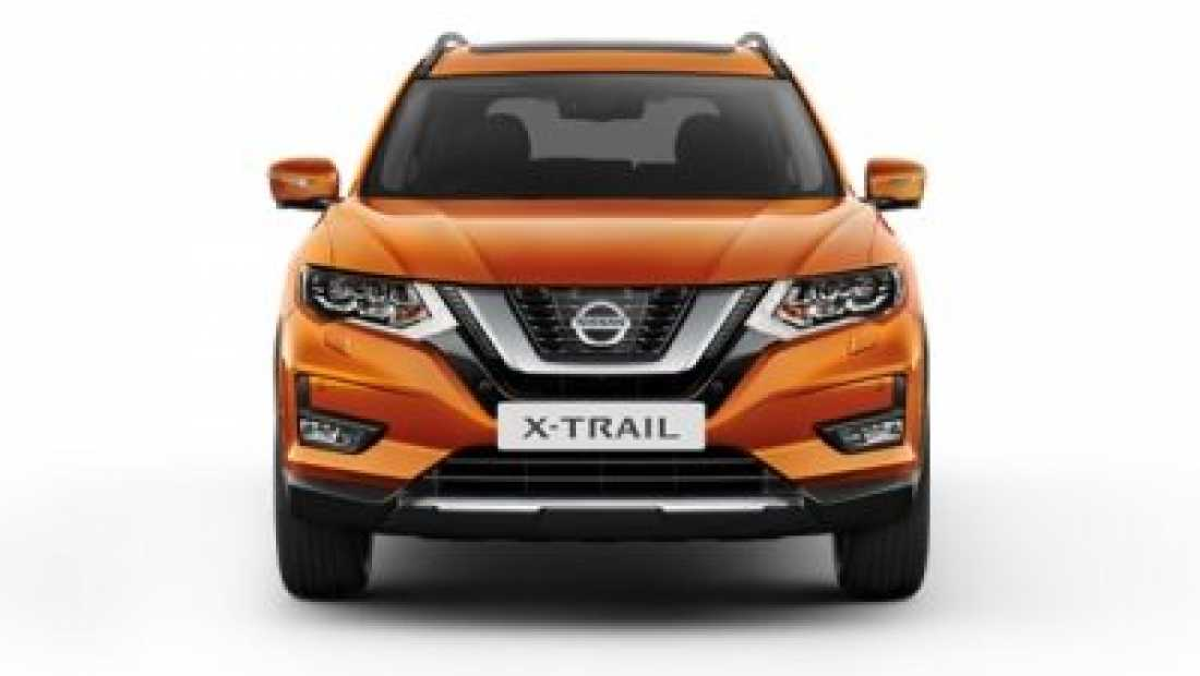 ABD Nissan - X-Trail - private lease deal